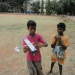 Some kids in Bangalore